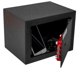 Protector Domestic DS1723K Compact Key Locking Home Security Safe