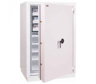 Phoenix Millennium DS4652E 2 Hour Fireproof EN1047 Data Safe - door ajar