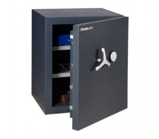 Chubbsafes ProGuard Eurograde 3 110K Key Lock Security Safe Open