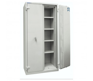 Fire Security Cupboard £4000 Insurance Rated - Chubbsafes Duplex 550