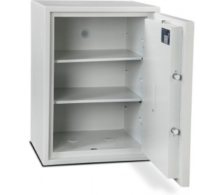 Burton Eurovault Aver 4E Police Approved Security Safe wide open