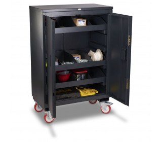 Armorgard Fittingstor FC4 Mobile Cabinet - Prop