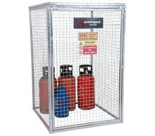 Armorgard GGC6 Gorilla Modular Gas Bottle Cage - Prop