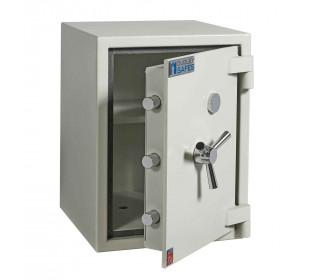 Dudley Europa 2 Eurograde 1 £10,000 High Security Fire Safe - door ajar