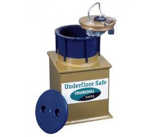 Underfloor Safe with Screw Fit Lid