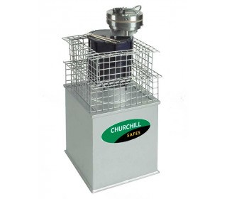 £35,000 Rated High Security Underfloor Safe - Churchill Emerald EE23
