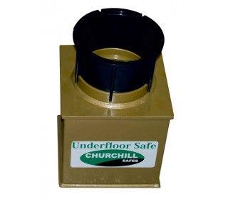 Floor Security Safe £6000 - Churchill Vector V2