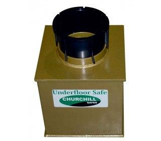 Floor Security Safe £6000 - Churchill Vector V3