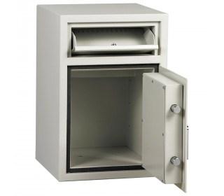 Dudley Hopper CR4000 Size 1 £4000 Cash Deposit Security Safe - door open