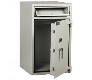 Dudley Hopper CR3000 Size 3 £3000 Cash Deposit Security Safe - door ajar