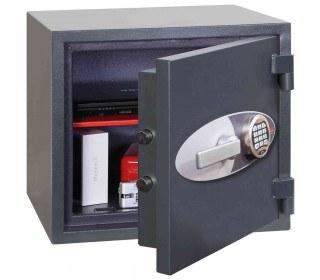 Phoenix Neptune HS1052E Grade 1 Digital Fire Security Safe - open