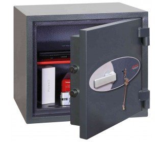 Phoenix Neptune HS1052K Eurograde 1 Key Lock Security Safe - open