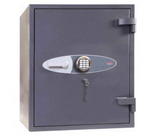 Phoenix Planet HS6072E Police Approved Dual Key & Electronic Eurograde 4 Fire Safe