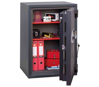 Phoenix Cosmos HS9073E Dual Key & Electronic Eurograde 5 Safe - Fully Open Door