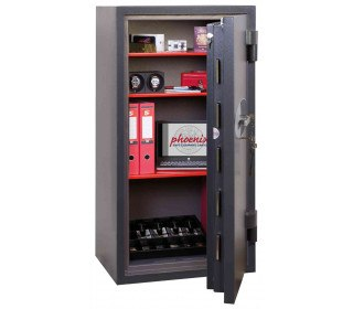 Phoenix Cosmos HS9075K Dual Key Locking Eurograde 5 Safe - Fully Open Door