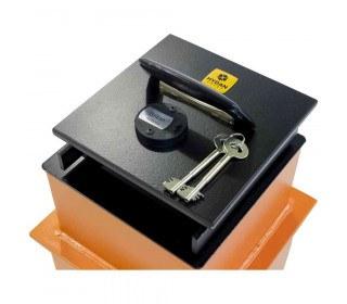 """Hydan Briton Size 2 £4000 Rated 12"""" Square Door Floor Safe - Door Detail"""