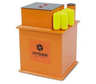 """Hydan Briton Deposit £4000 Rated 12"""" Square Door Floor Safe"""