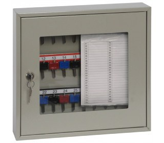 Phoenix Keysure KC0401K Closed with Clear View of adjustable hook bars