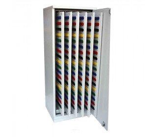Securikey Floor Standing Key Cabinet 2160 Hooks