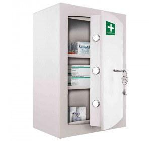 Controlled Drug and Medicine Wall Security Safe - Securikey KFAKMC2K