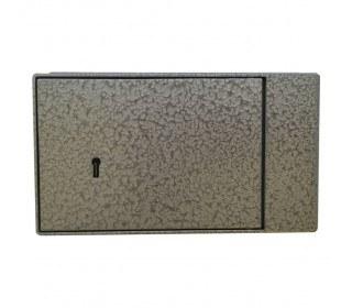 Key Secure KS2 Brick Wall Fixed Security Safe - closed