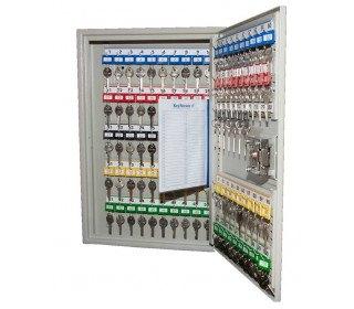 Key Secure KS100DMD Deep Cabinet Mechanical Digital 100 Keys - Door open
