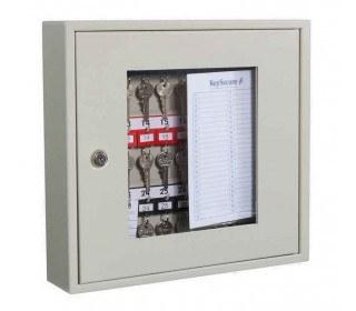 KeySecure KS30V Key View Window Cabinet 30 Keys - Key Cam Lock
