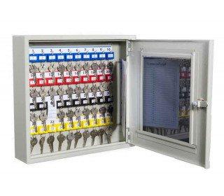 KeySecure KS40V Key View Window Cabinet 40 Keys - open