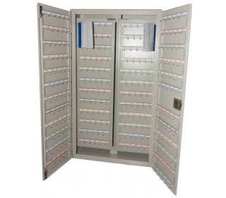 Key Secure KSE300V Vehicle Key storage cabinet 300 Hooks open