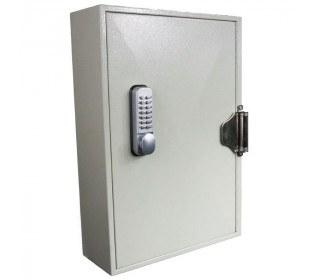 Key Secure 100 Hook Self Closing Key Cabinet Closed