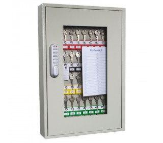 Key Secure KS50V-E Key View Window Cabinet Electronic 50 Keys
