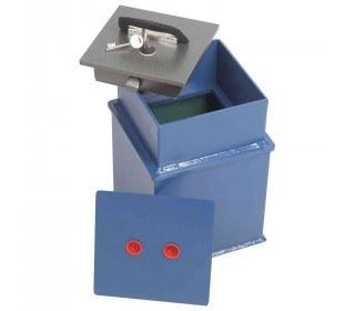 Keysecure Stronghold KSS31 £3000 Key Lock Floor Security Safe - lid