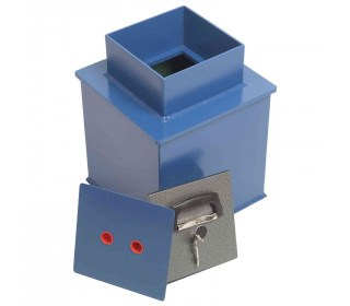 Keysecure Stronghold KSS32 £3000 Key Lock Floor Security Safe - lid