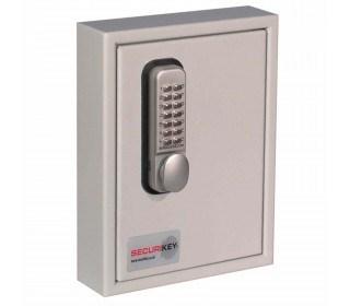 Securikey Key Vault KVP024 Digital Mechanical 24 Key Hooks