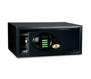 Burton Lambent Plus Audit Hotel Laptop Safe door ajar