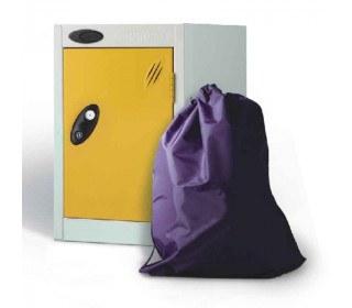 Probe 1 Door Quarto Padlock Latch Locking 480x305x305 Key Lock yellow