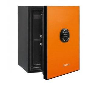 Phoenix Spectrum LS6001EO Orange Door Luxury Fire Security Safe