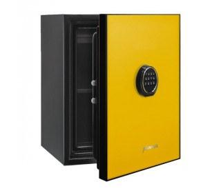 Phoenix Spectrum LS6001EY Yellow Door Luxury Fire Security Safe
