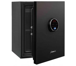 Phoenix Spectrum Plus LS6011FB Titanium Black Luxury Fire Security Safe door ajar