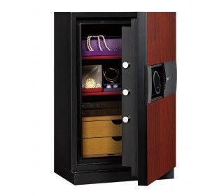 Phoenix Next LS7002FC Safe open showing protected personal belongings