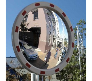 Securikey Heavy Duty Pro Series Traffic Mirror 800mm