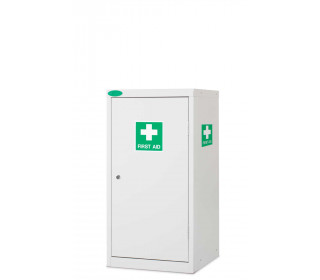 Probe Medical Small Steel Cabinet with Dished Top