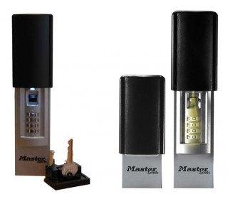 Master Lock 5404D Spare Door Illuminated Key Safe with LED Light