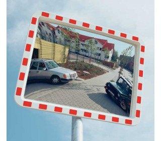 Traffic Safety Mirror Convex 40x60cm - View-Minder 1