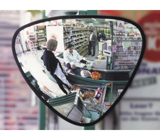 Flexible Arm Clamp-on Observation Mirror - Detective 330mm