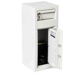 Protector MP1 Day Deposit Safe Key Locking - main door open