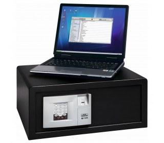 Laptop Fingerprint Digital Safe - Burg Wachter P3EFSLAP