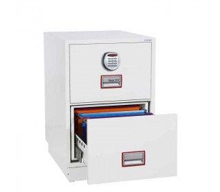 Phoenix Vertical Firefile FS2252E 2-Dr Electronic Filing Cabinet