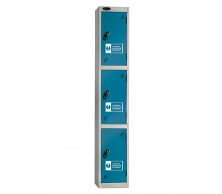 Probe PPE 3 Door Locker with High Visibility PPE Labelling