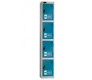 PPE 4 Door Steel Storage Locker  - Probe PPE